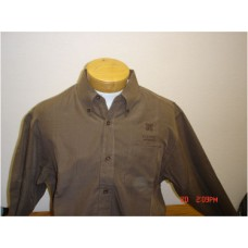 Tri-Mountain Button Down Dress Shirt